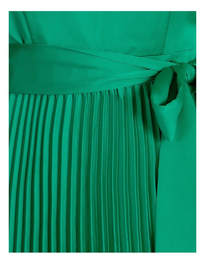 Halter Neck Capri Pleat Dress image 6