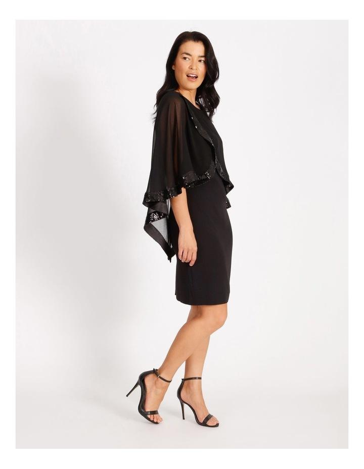 Sequin Overlay Dress image 2
