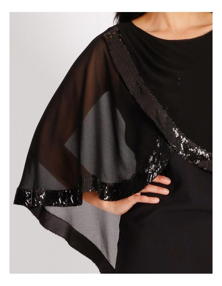 Sequin Overlay Dress image 3