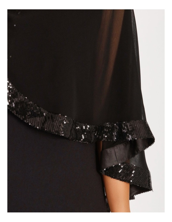 Sequin Overlay Dress image 4