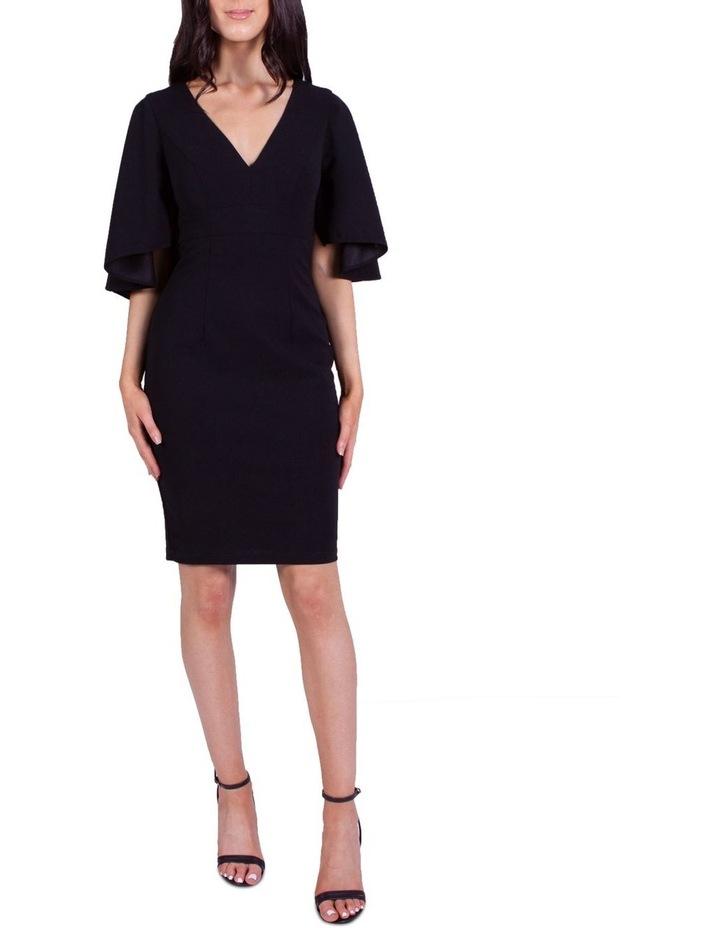 Naomi Cape Dress image 1