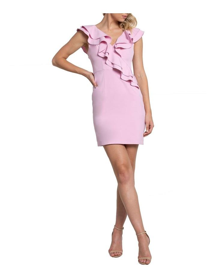 Lotus Frill Mini Dress image 1