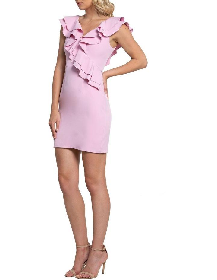 Lotus Frill Mini Dress image 2