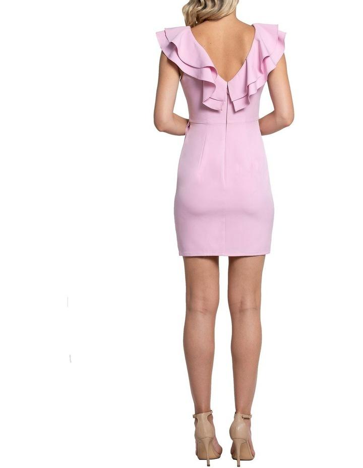 Lotus Frill Mini Dress image 3