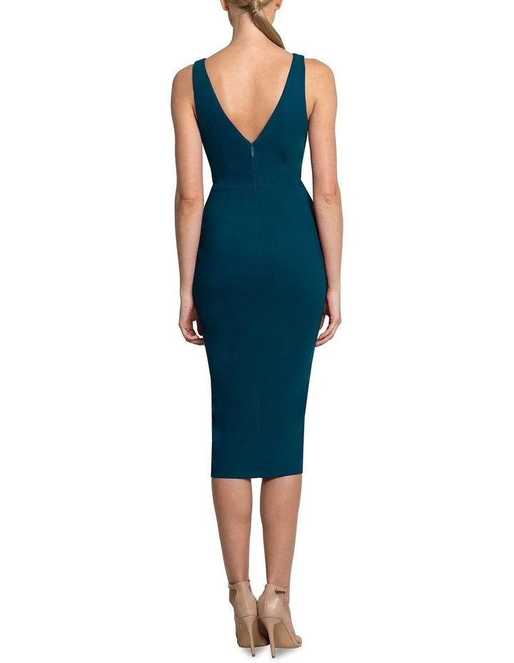 India Wrap Frill Dress image 4