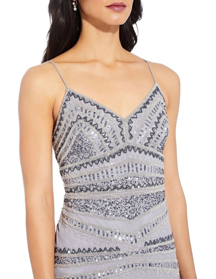 Beaded Cocktail Dress image 3