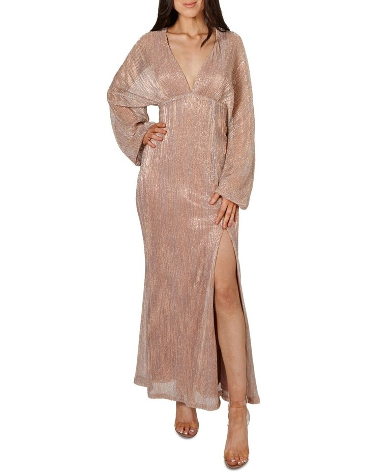 Francesca Batwing Sleeve Maxi Dress image 2
