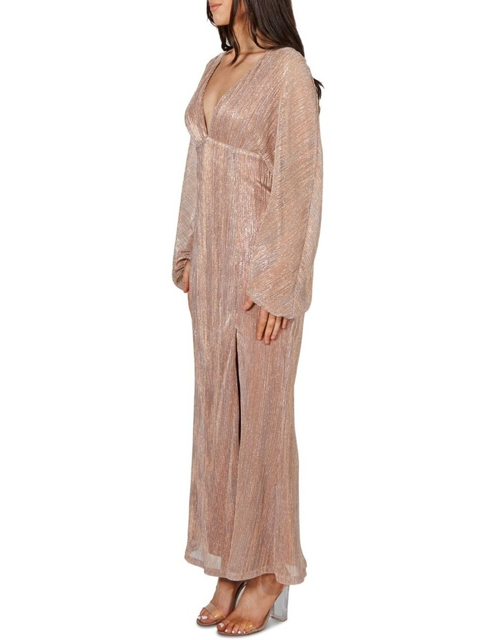 Francesca Batwing Sleeve Maxi Dress image 3