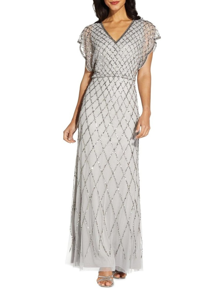Blouson Beaded Dress image 1