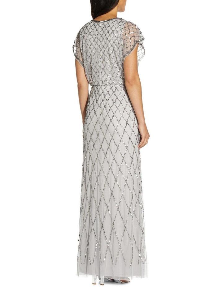 Blouson Beaded Dress image 2