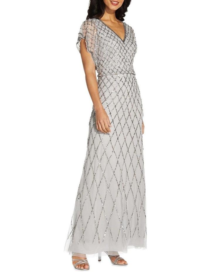 Blouson Beaded Dress image 3