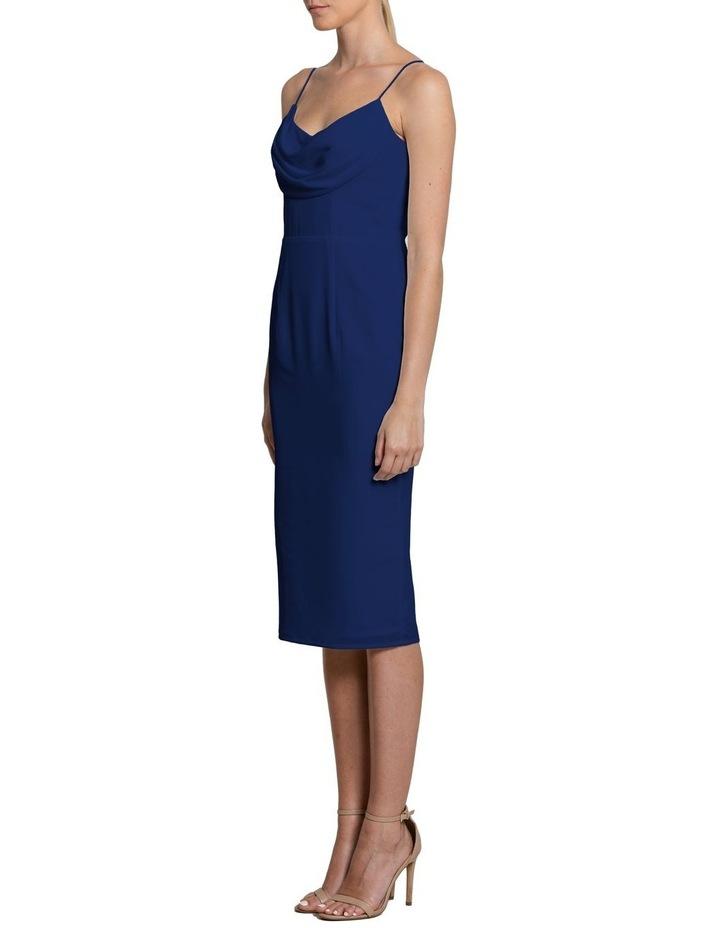 Eden Cowl Neck Midi Dress image 2
