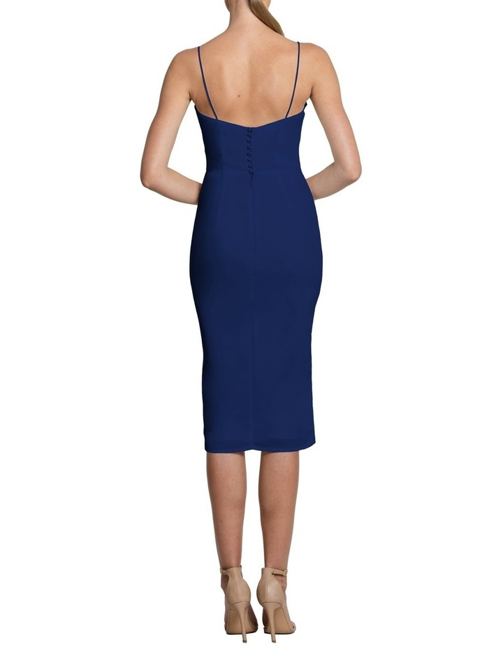 Eden Cowl Neck Midi Dress image 3