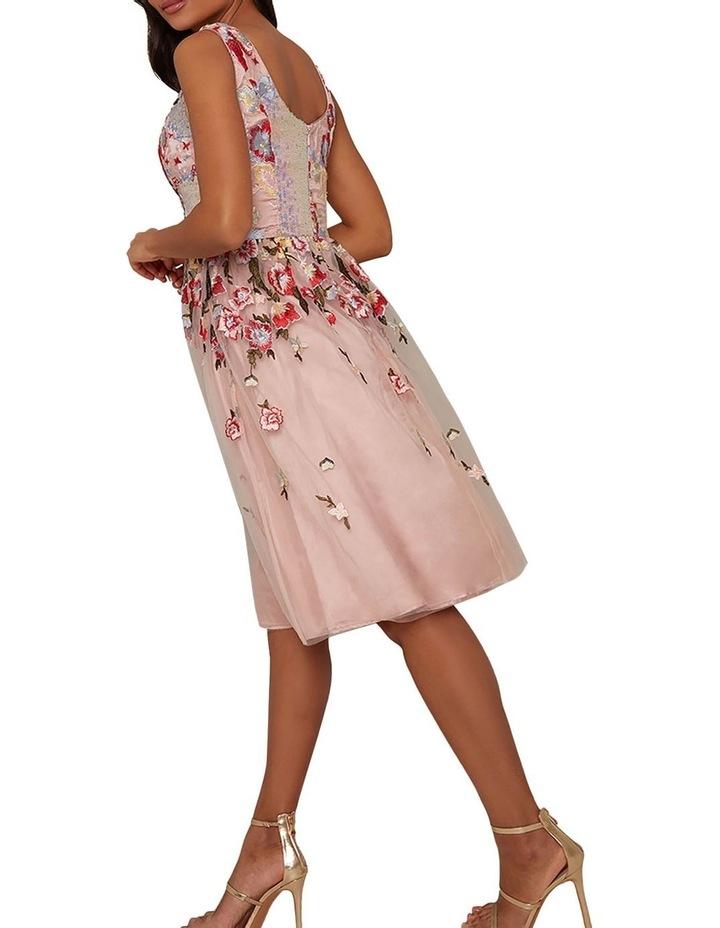 Ambar Skater Dress Pink image 4