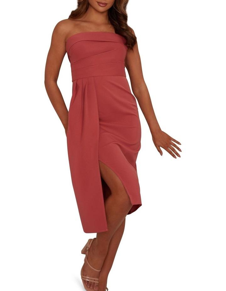 Bandeau Bodycon Dress image 2