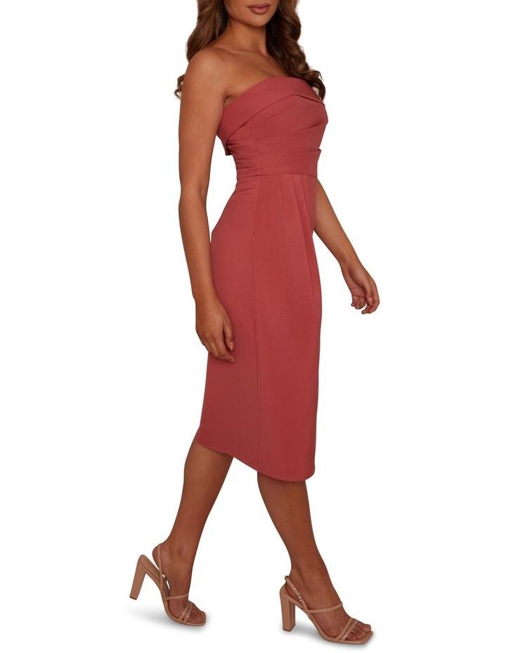 Bandeau Bodycon Dress image 3