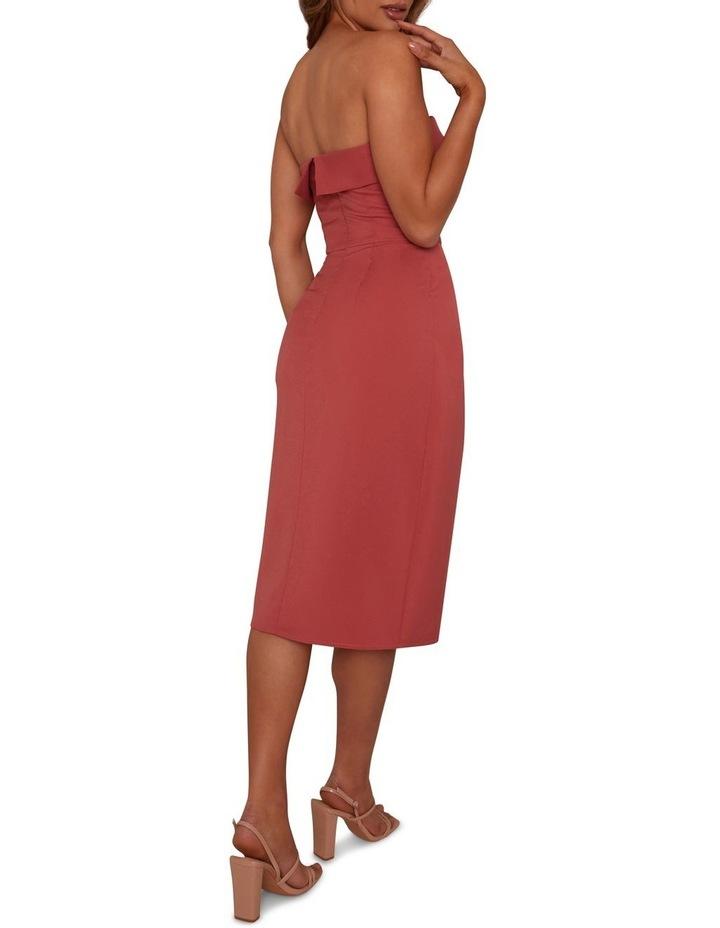 Bandeau Bodycon Dress image 4