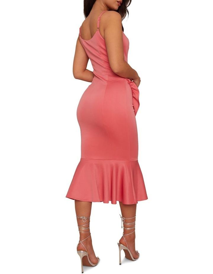 Bodycon Ruffle Dress image 2
