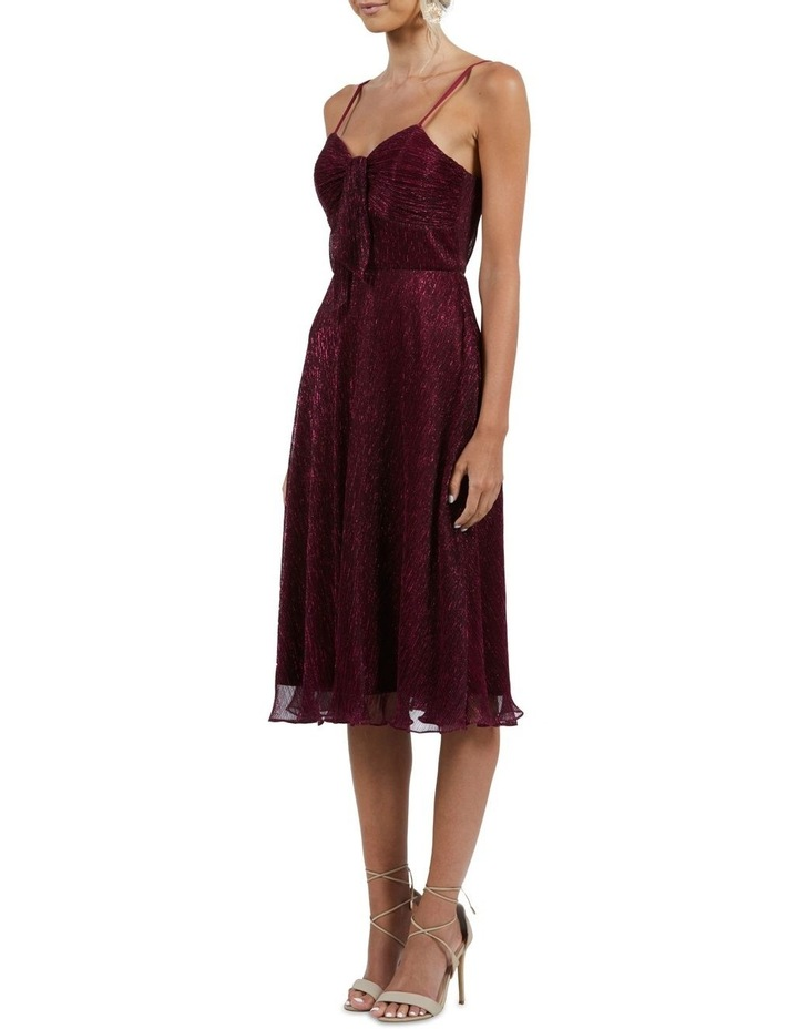 Emily Rouched Bodice A-Line Dress image 3