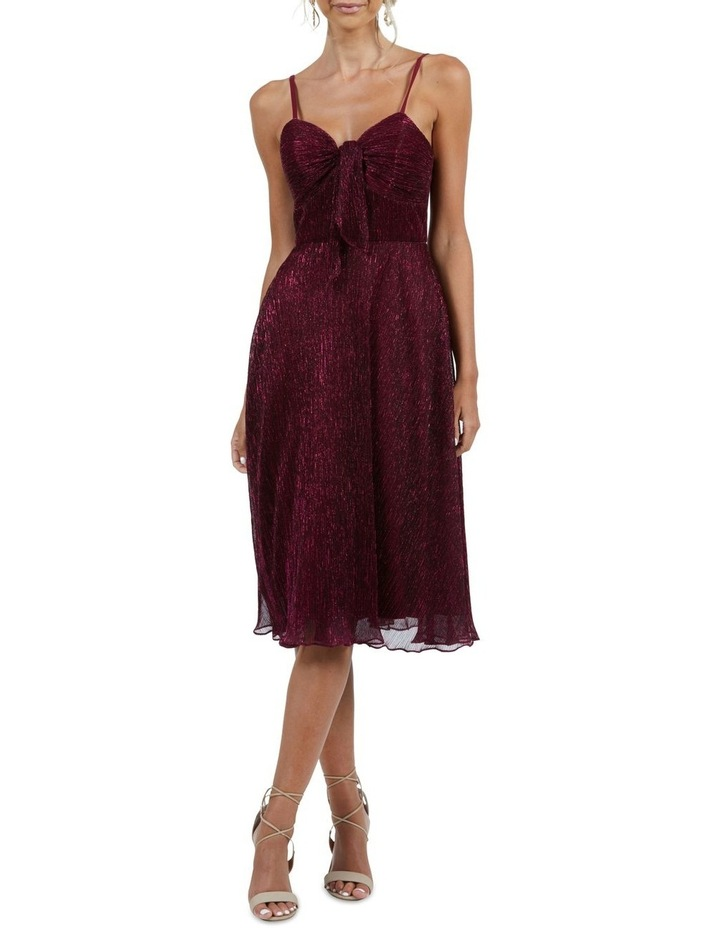 Emily Rouched Bodice A-Line Dress image 4
