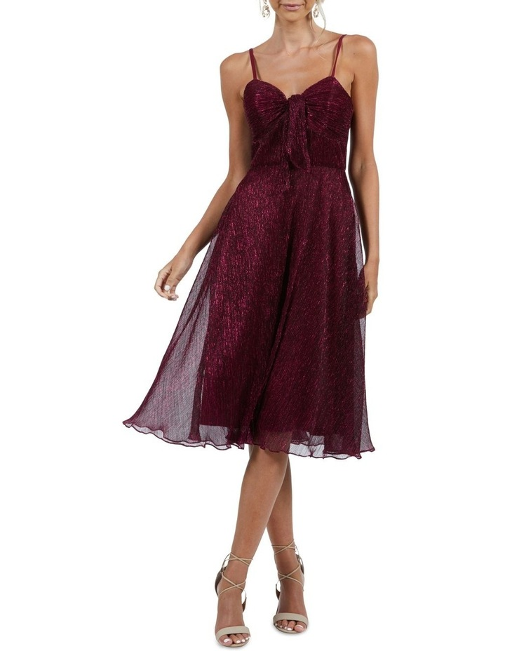 Emily Rouched Bodice A-Line Dress image 5