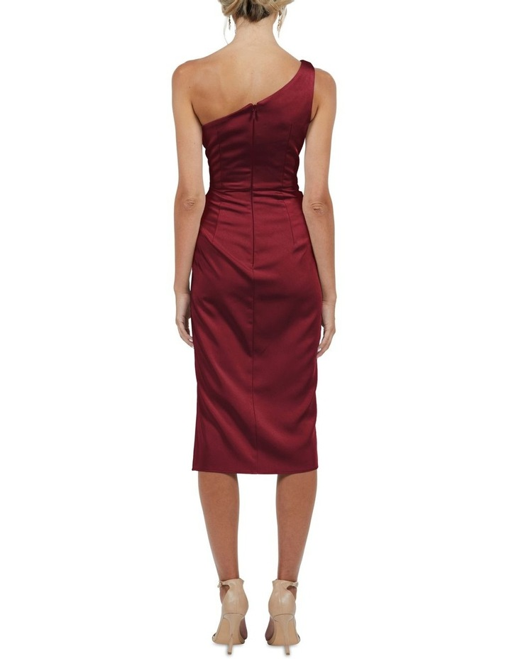 Selena One Shoulder Drape Dress image 2