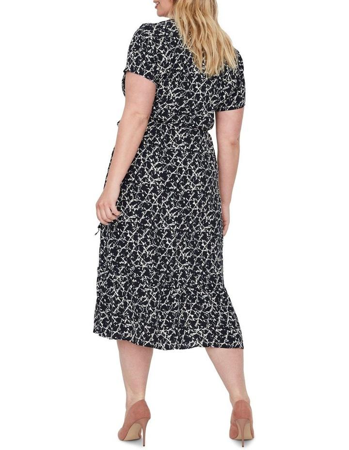 Nille Short Sleeve 7/8 Dress Wvn image 2