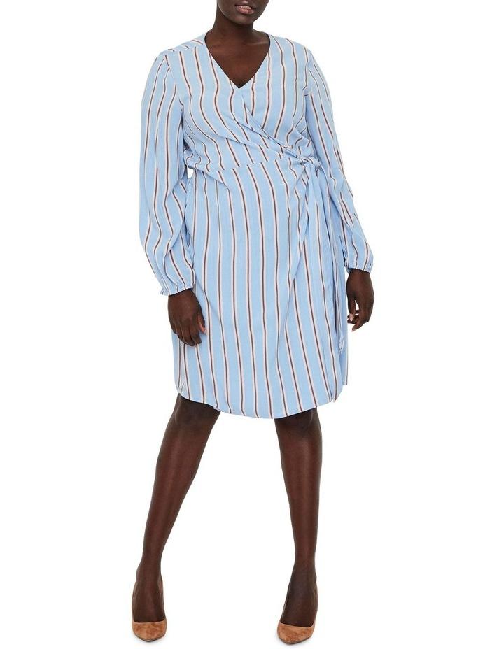 Ida Long Sleeve Dress Curve image 3