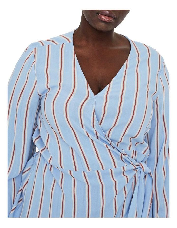 Ida Long Sleeve Dress Curve image 4