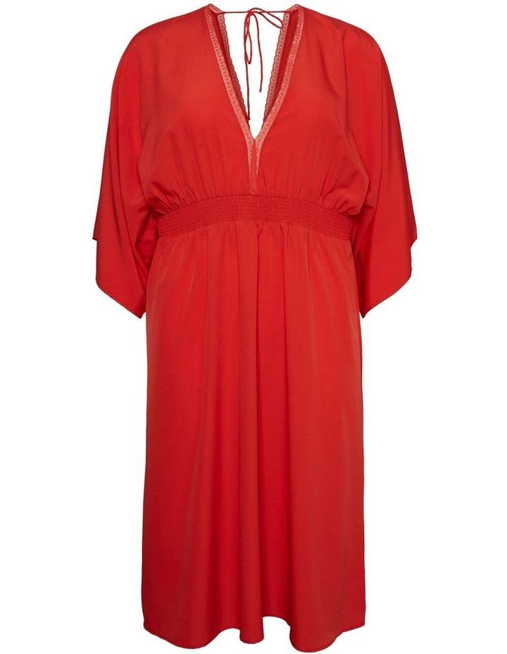 Gali 3/4 Sleeve Midi Dress image 1