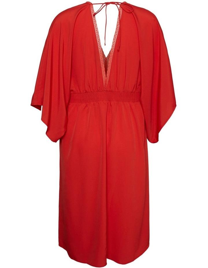Gali 3/4 Sleeve Midi Dress image 2