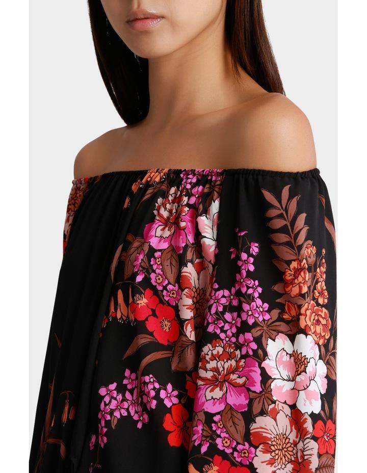 Rich Floral Blouse image 4