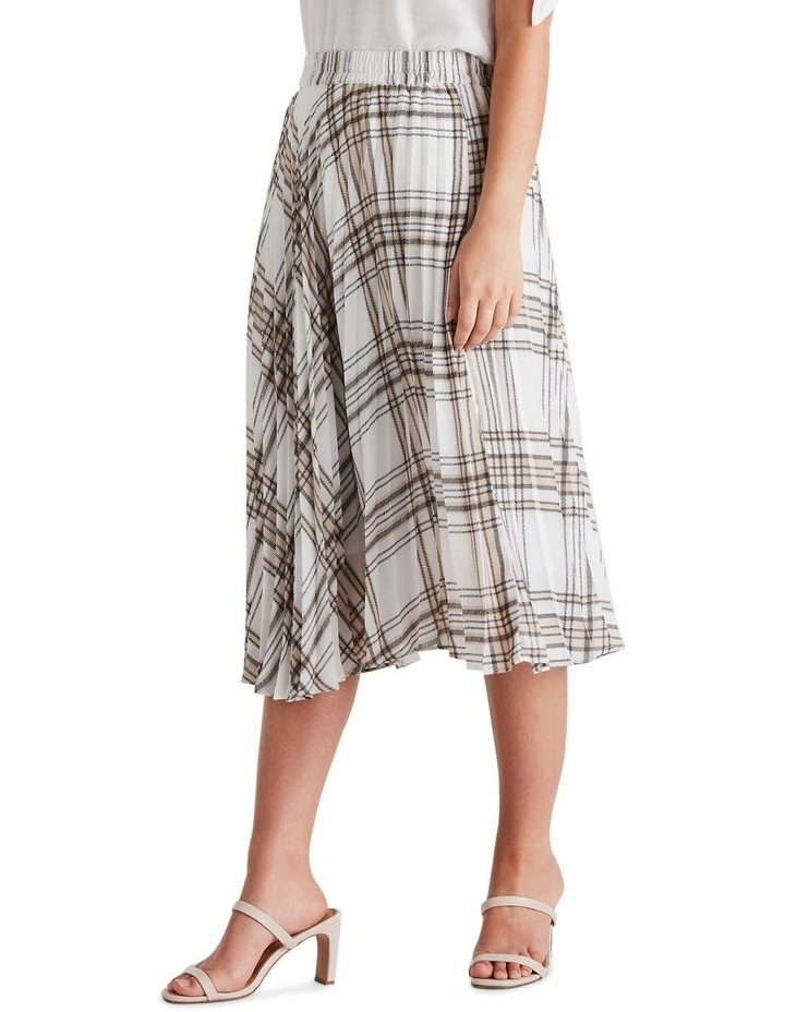 Audrey Check Skirt image 2