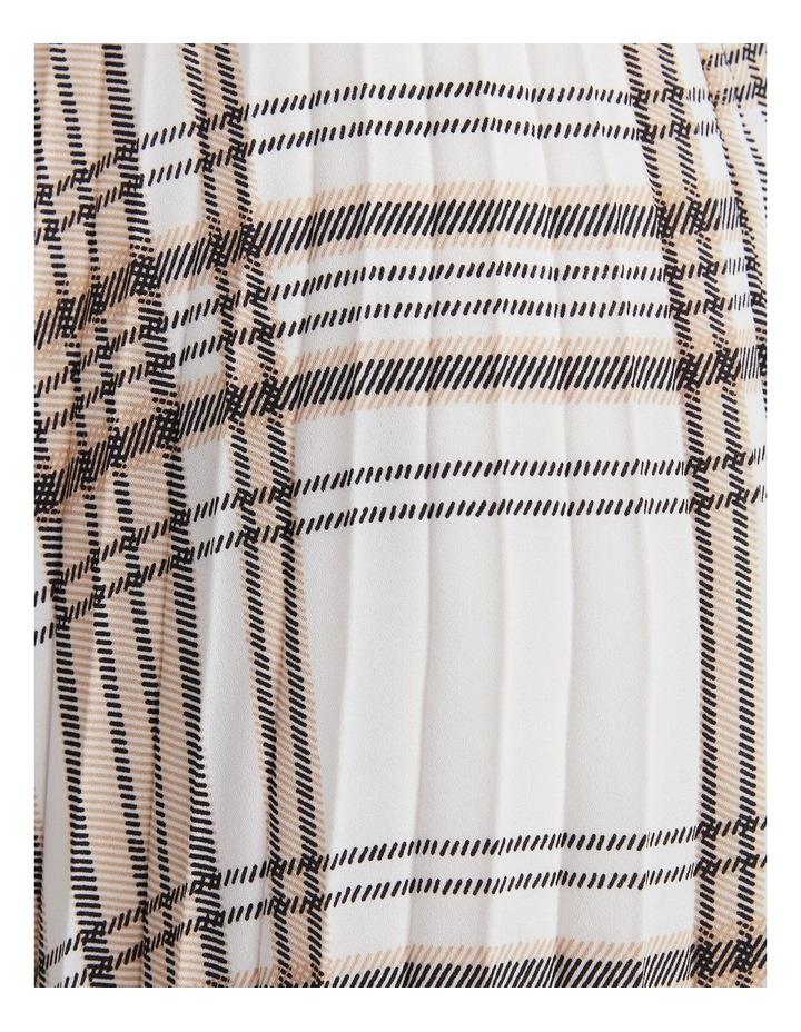 Audrey Check Skirt image 6