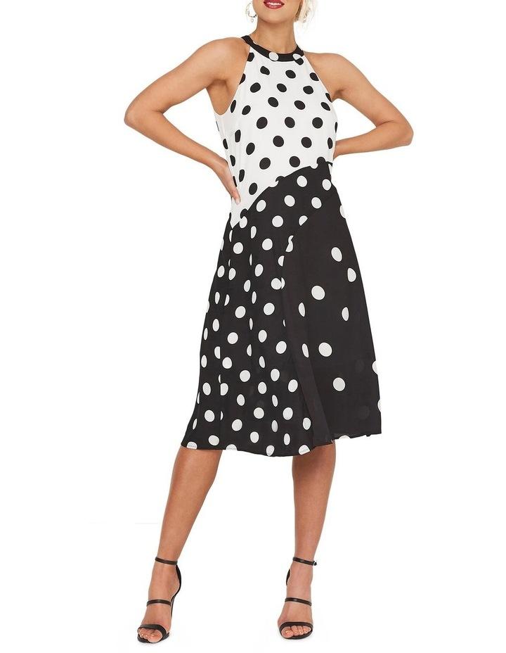Splice Spot Dress image 1
