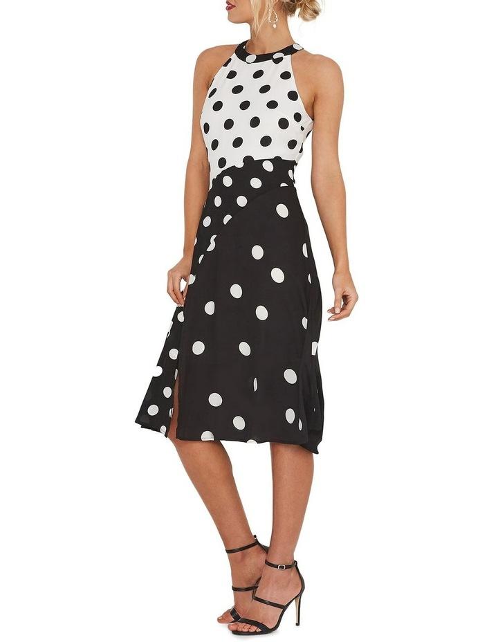 Splice Spot Dress image 2