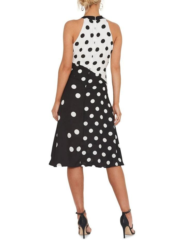 Splice Spot Dress image 3