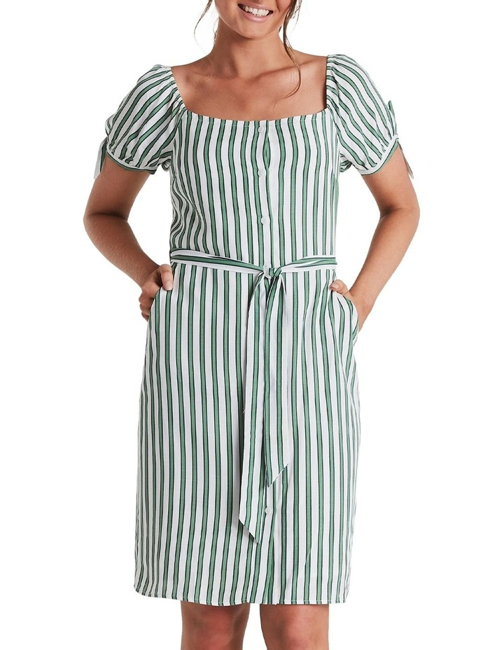 Bamboo Stripe Dress image 1