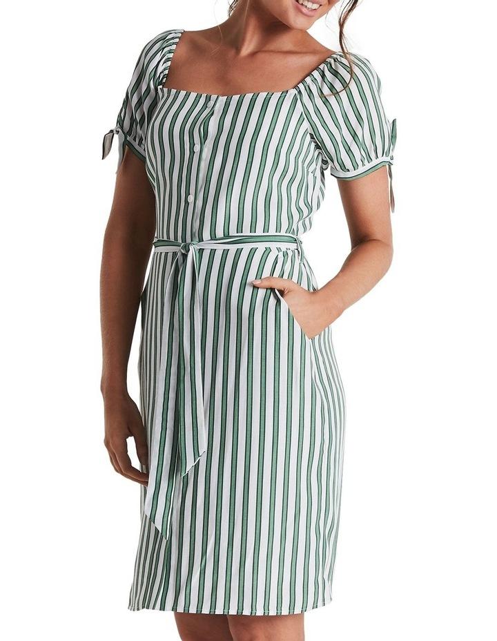 Bamboo Stripe Dress image 2