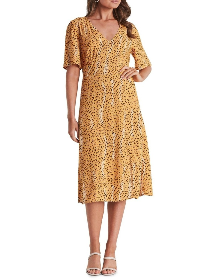 Cheetah Dress image 1