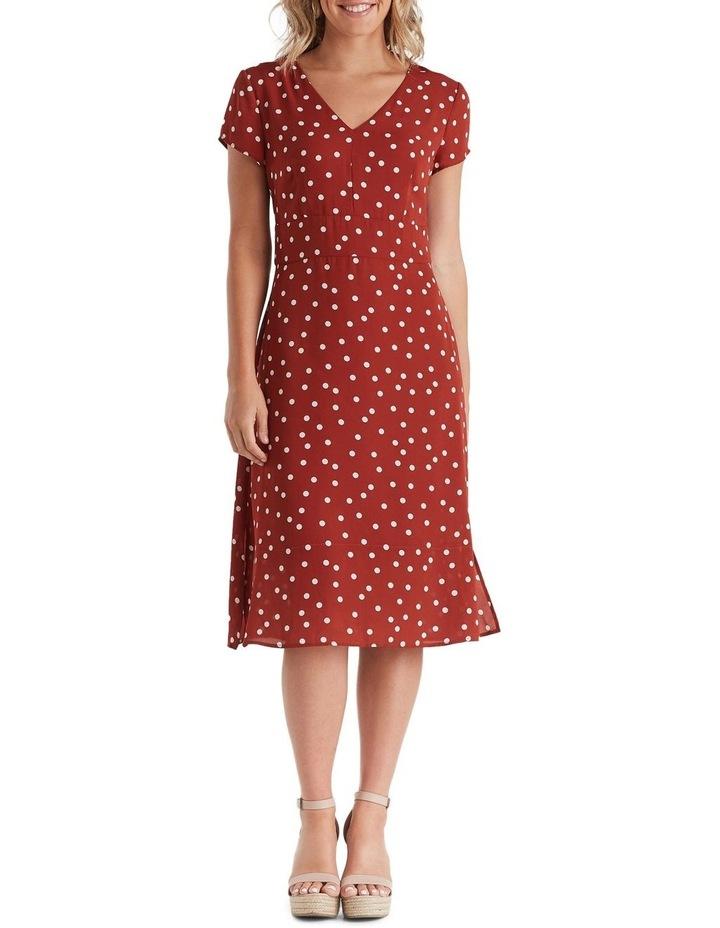 Saffron Spot Dress image 1