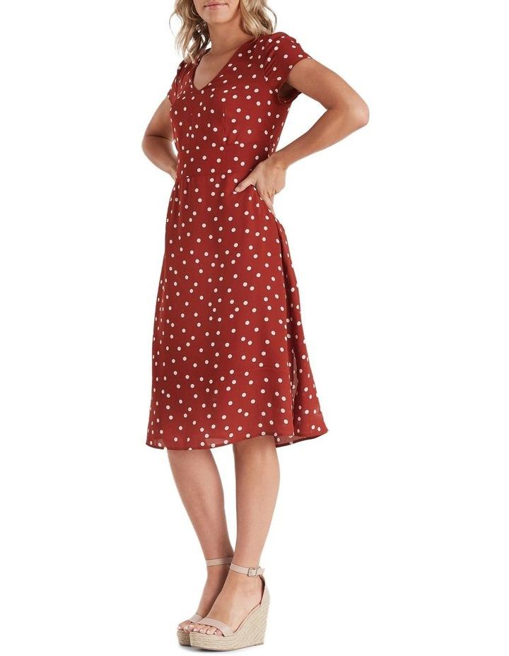 Saffron Spot Dress image 2
