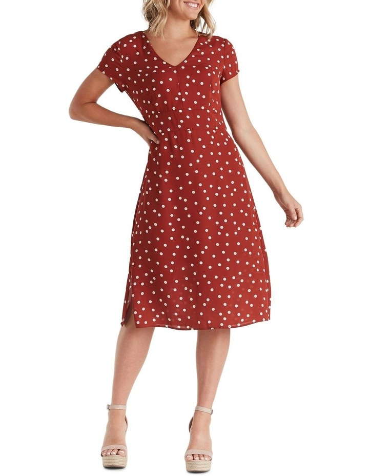 Saffron Spot Dress image 4