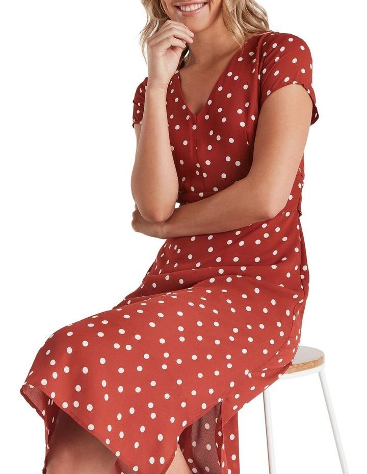 Saffron Spot Dress image 5