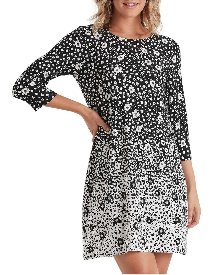 Mono Daisy Dress image 1
