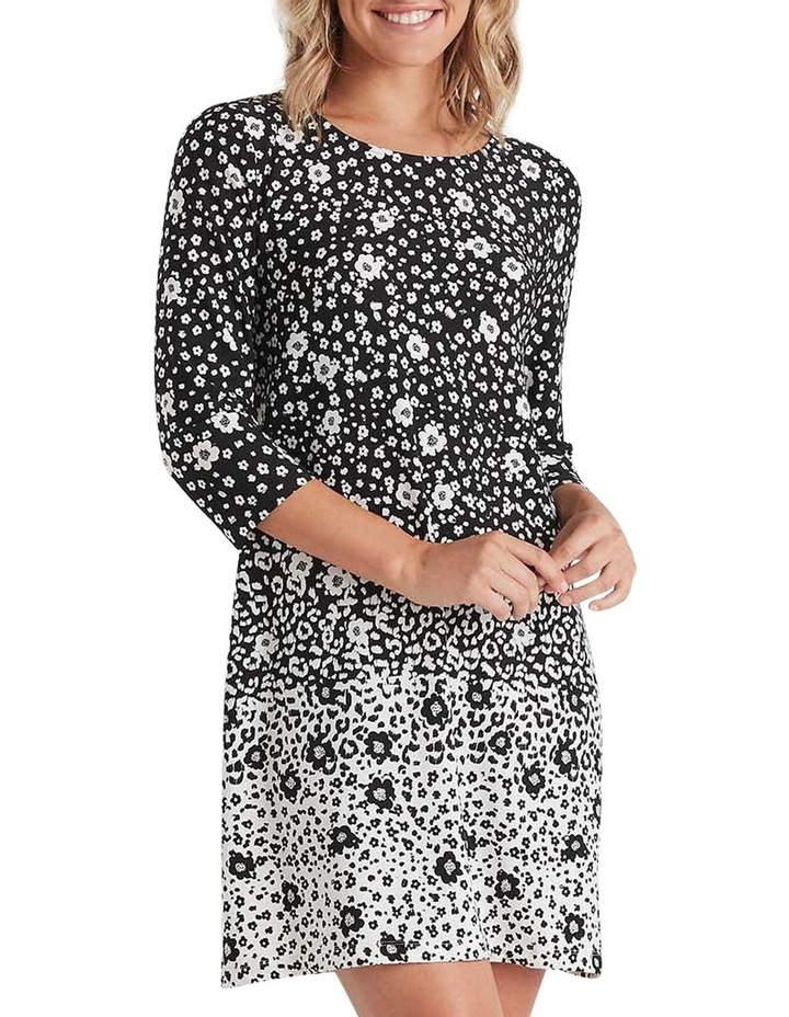 Mono Daisy Dress image 4