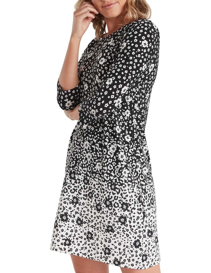 Mono Daisy Dress image 5