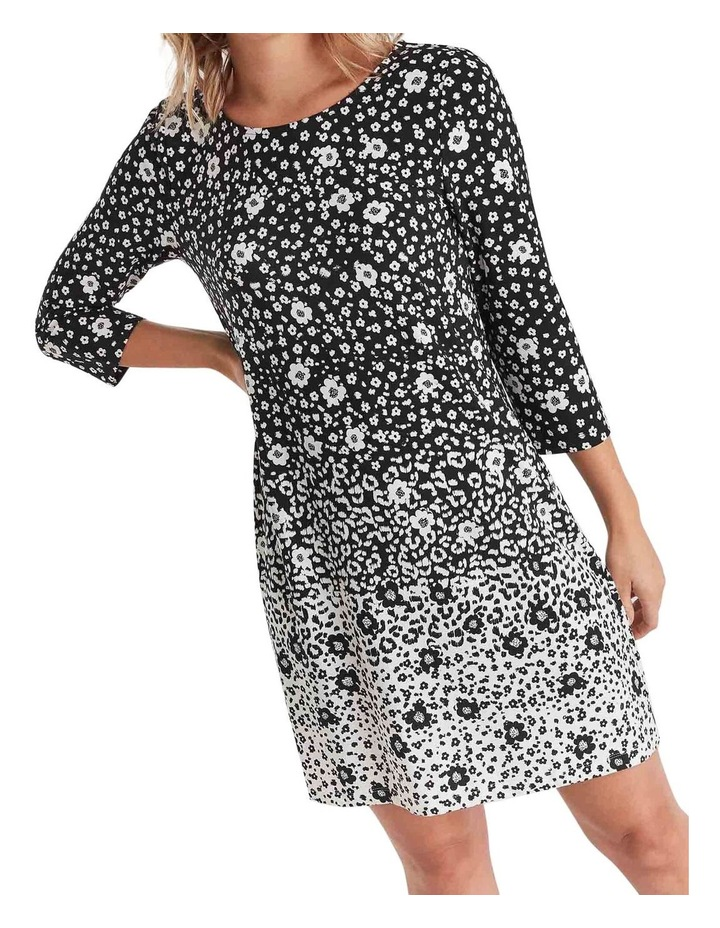 Mono Daisy Dress image 6