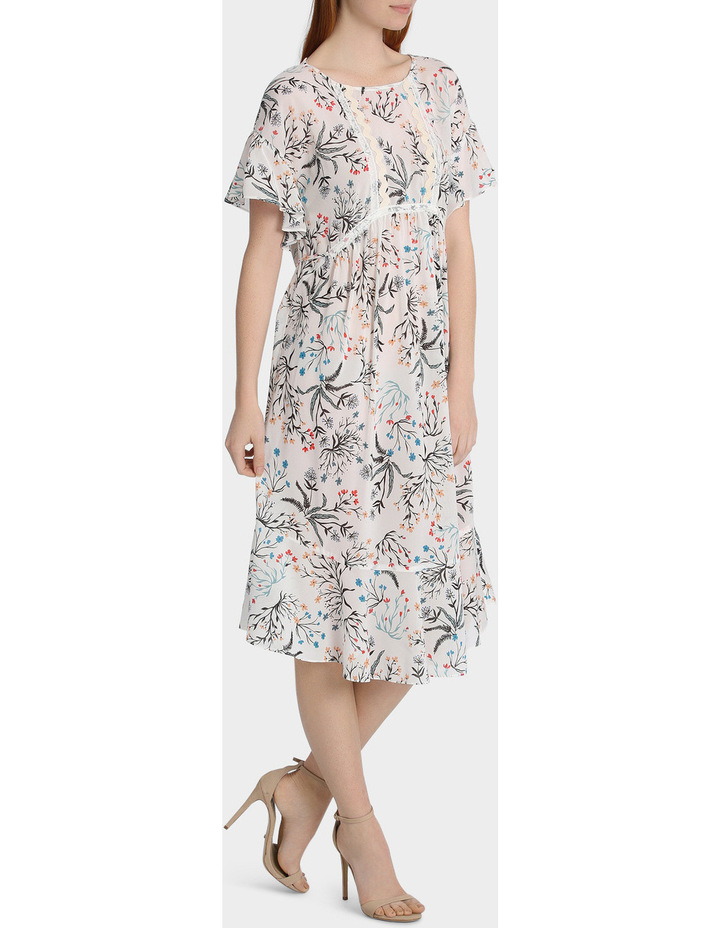 Field Of Flowers Print Dress image 2