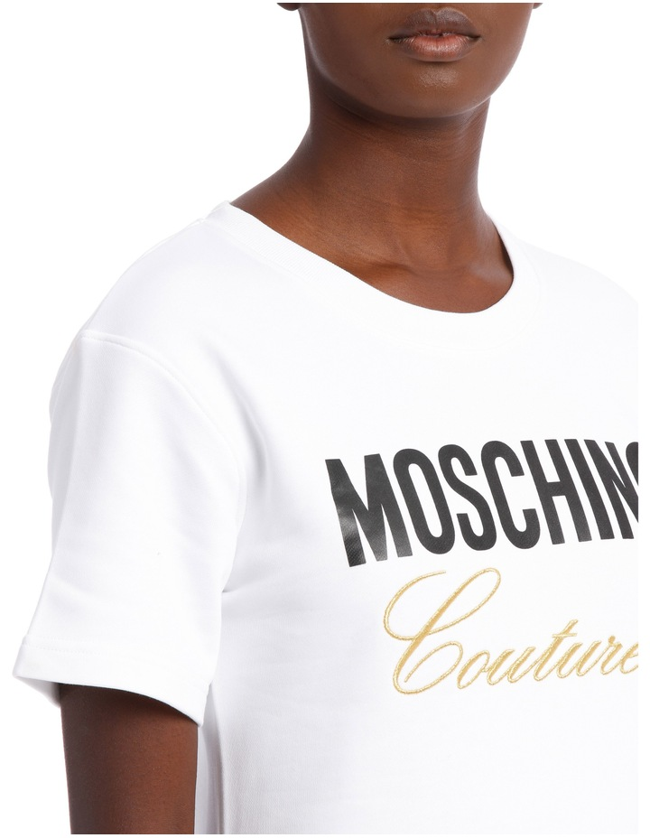 Gold Logo T-Shirt image 4